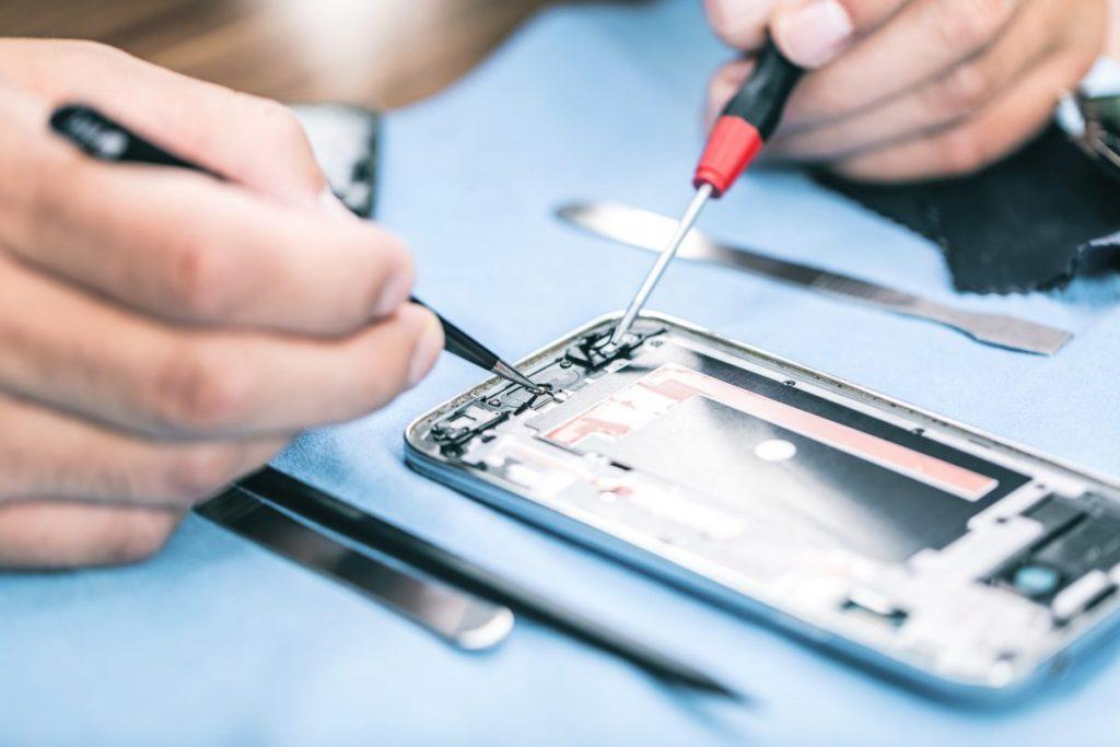 SmartFix réparations smartphones et tablettes, sur l'île de St-Barthélemy